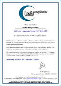 B2B compliance membership