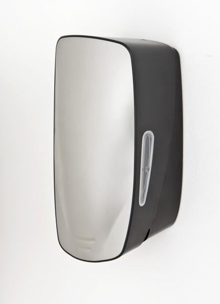 Mercury stainless steel soap dispenser