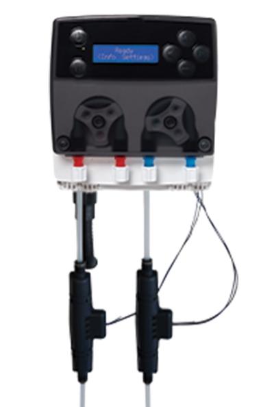 Quantura 200 with vacuum flow sensor